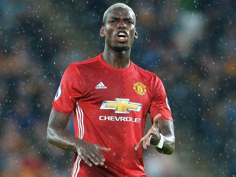 "Manchester United, Pogba : ""Les 110 millions ? Je n'ai aucune pression"""