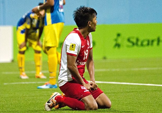 Wasteful LionsXII held at home by T-Team