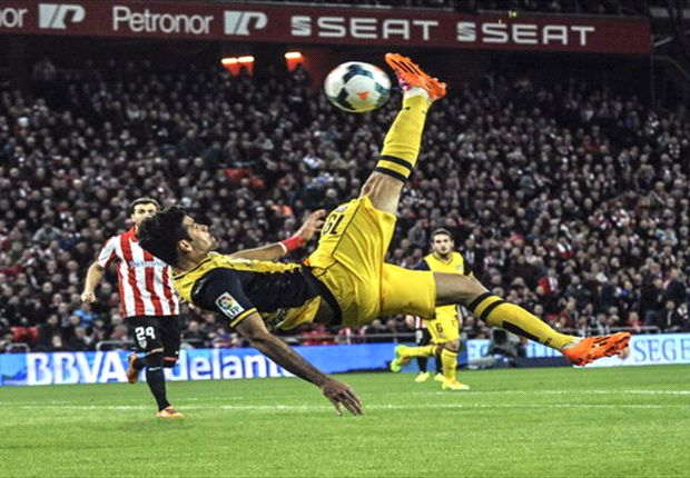 Athletic Bilbao 1-2 Atletico Madrid: Costa & Koke put Rojiblancos back on top of La Liga