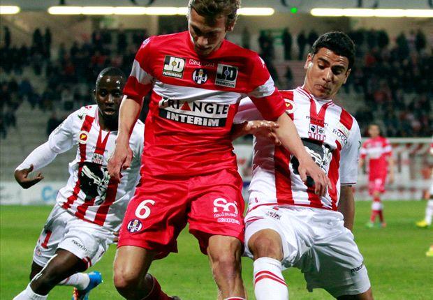 Ajaccio-Toulouse (2-2), Toulouse revient de loin