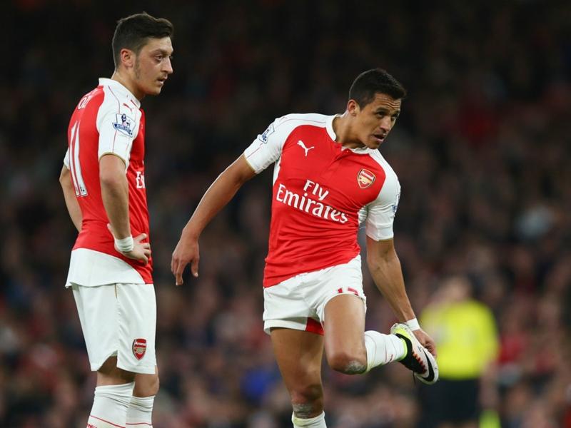 Arsenal, Le jackpot pour Sanchez et Özil