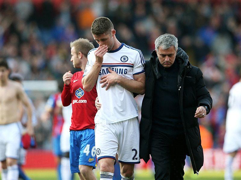 Chelsea, Gary Cahill est derrière José Mourinho
