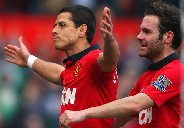 Hernandez disappointed with Manchester United's 'lack of faith'