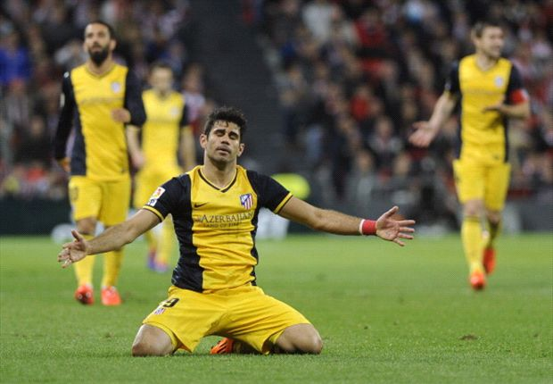 Diego Costa to start against Barcelona, confirms Simeone