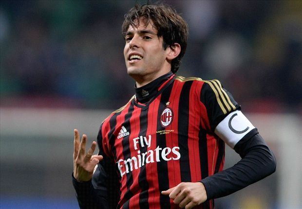 Kaka: I want to make another 300 appearances for AC Milan