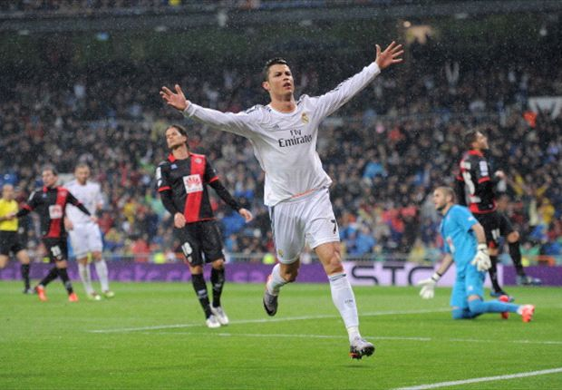 Real Madrid 5-0 Rayo Vallecano: Ronaldo & Bale help Blancos bounce back in style