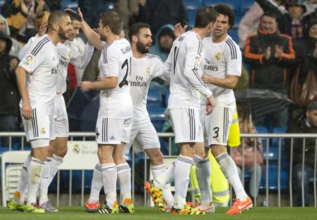 Real Madrid 5-0 Rayo Vallecano: Una manita contra la depresión