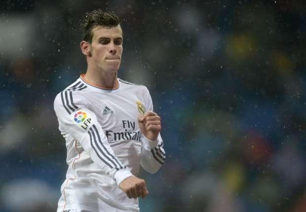 Gareth Bale no deja de crecer en el Real Madrid