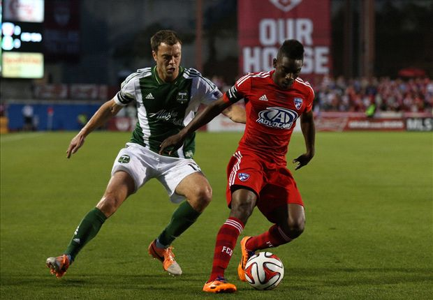 FC Dallas 2-1 Portland Timbers: Timbers winless after four