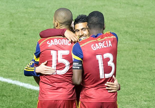 Real Salt Lake 3-0 Toronto FC: RSL runs past TFC