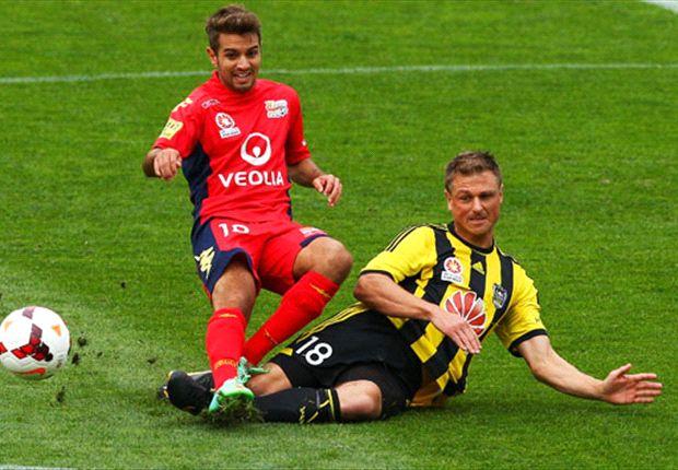 Wellington Phoenix 0-1 Adelaide United: Reds unconvincing despite win