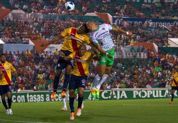 Liga Bancomer Mx: Chiapas 1-0 Morelia | Victoria Sufrida