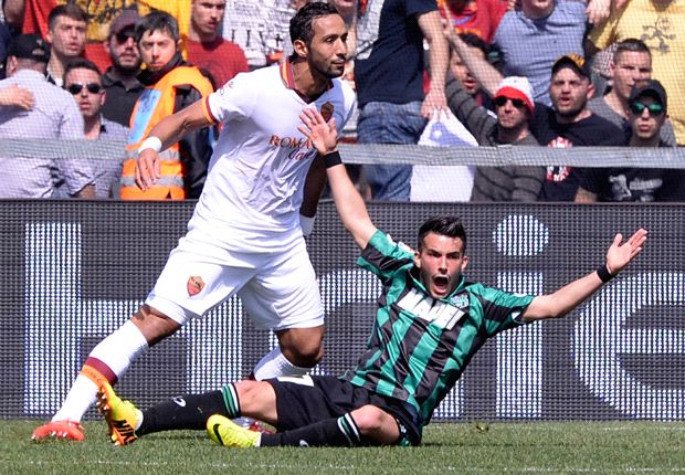 Benatia slams referee for Roma penalty mix-up