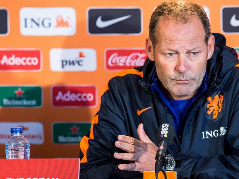 Pays-Bas, Blind vise la victoire contre la France