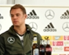 Neuer sees no striker problem