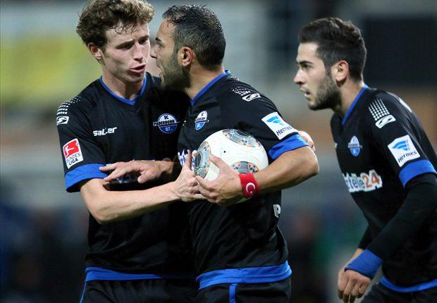 Mahir Saglik gehört zu den Stars bei Paderborn