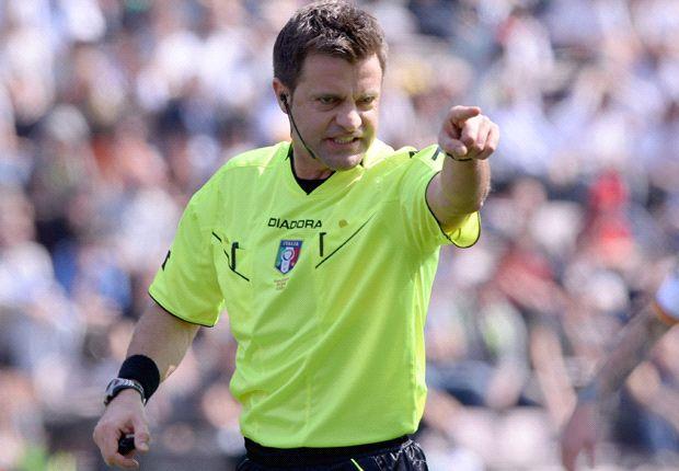 Situs Bola - Wasit Nicola Rizzoli Mewakili Itali Yang Berada Di Perampat Final