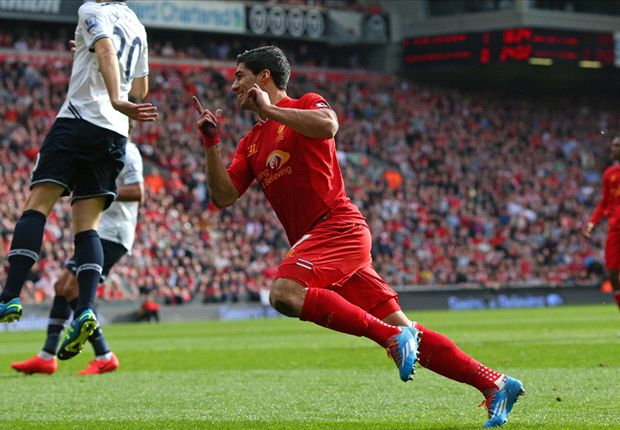 Liverpool 4-0 Tottenham: Reds stampede into top spot as sorry Spurs are brushed aside