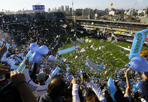 La Bombonera - Boca Juniors - Estadio