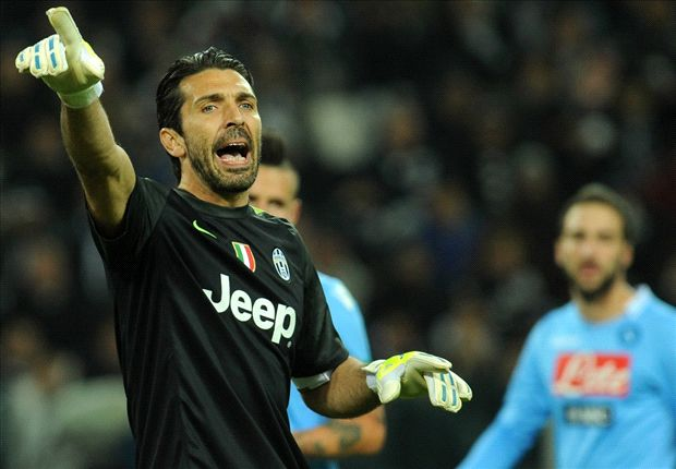 Buffon: Busy schedule could hinder Juventus' double bid