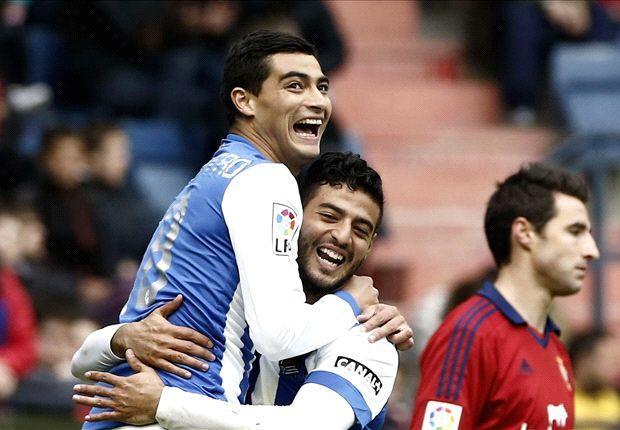 Osasuna 1-1 Real Sociedad: Las buenas intenciones no rompen las tablas