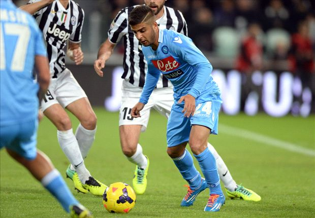 Serie A Team of the Week: Insigne leads Napoli trio after win over Juventus