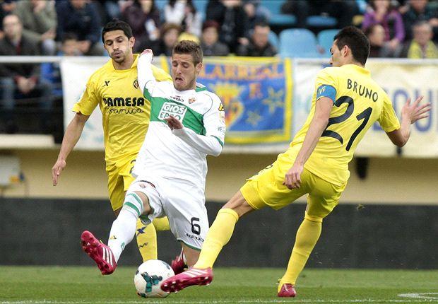 Villarreal 1-1 Elche: Reparto de puntos que sabe a poco
