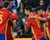 Spain boss pleased with goal threat