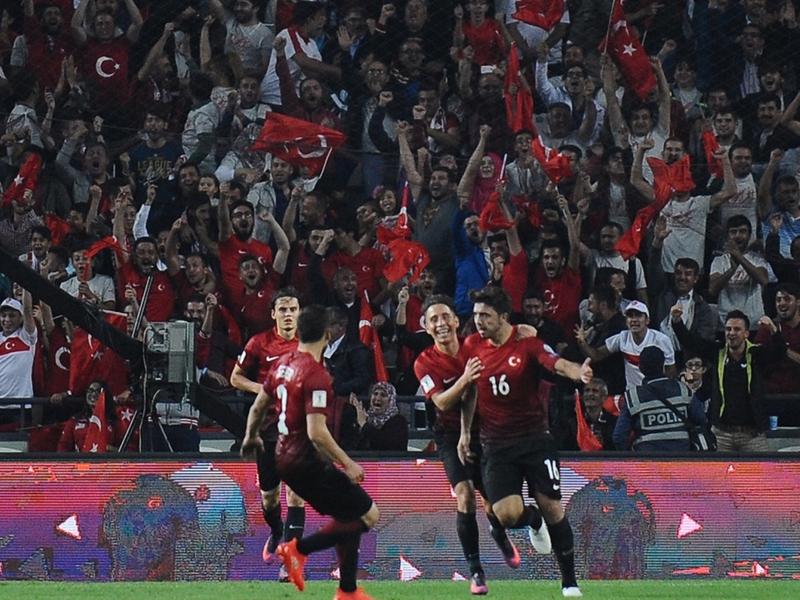 Turquie-Ukraine (2-2), les Turcs arrachent le nul face aux Ukrainiens