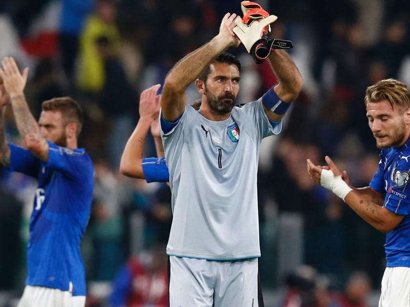 """Italie, Buffon : """"Pellè ? Il s'excusera et reviendra"""""""