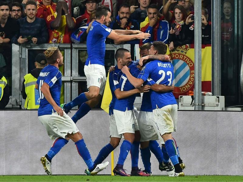 Italia-Spagna 1-1: De Rossi salva gli azzurri, horror Buffon
