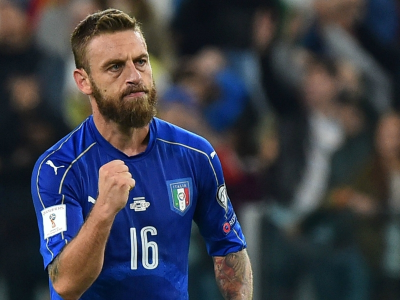 """Italie, De Rossi : """"Si Buffon pouvait faire ces erreurs contre Rome"""""""