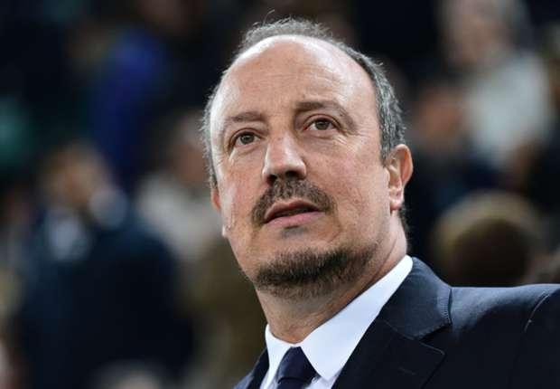 Napoli still not at Juventus' level, says Benitez