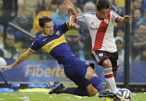 River pelea el campeonato. Boca lucha por entrar a la Sudamericana. Dos realidades distintas.
