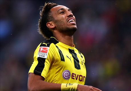 Aubameyang won't rule out exit