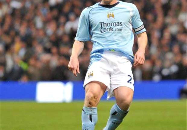 Report: Tottenham Join Race For Manchester City's Richard Dunne
