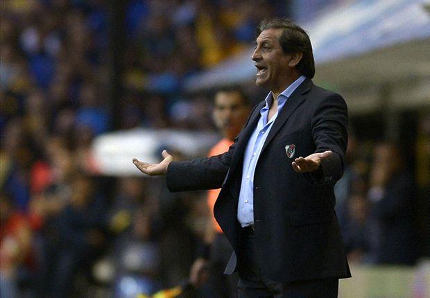 Ramón Díaz fue citado a declarar por agradecerle a la barra