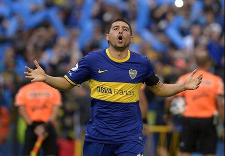 Riquelme Hengkang Dari Boca Juniors