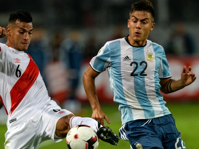 """Argentine, Dybala : """"Revenir en équipe nationale est un rêve"""""""