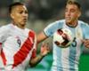 Paolo Guerrero - Ramiro Funes Mori / Peru – Argentina Eliminatorias Sudamericanas 06102016