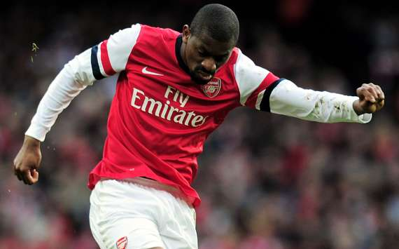 Diaby 'fit and ready' for Arsenal return, says Wenger