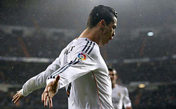 Cristiano Ronaldo Real Madrid Rayo Vallecano La Liga 03292014