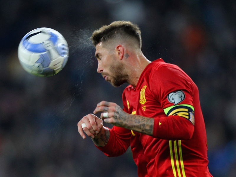 "Espagne, Nacho : ""Ramos est un grand capitaine"""