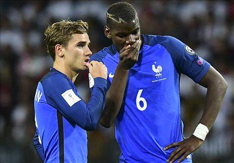 LIVE: France vs Bulgaria