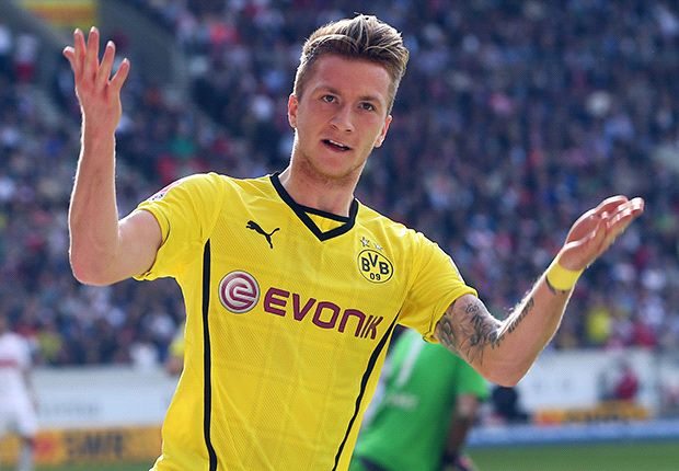 Reus silent on new contract