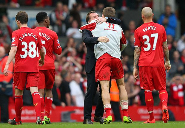 Liverpool boss Rodgers banks on 'aggressive' home form