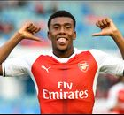 Alex Iwobi, Panji Masa Depan Arsenal & Nigeria