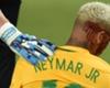 Neymar terlalu emosional.
