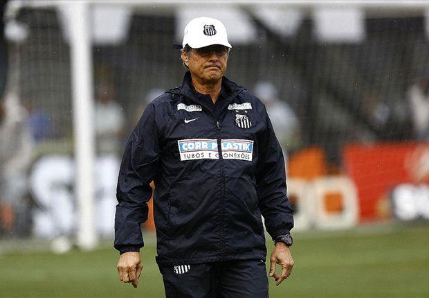 Treinador confia no título do Santos