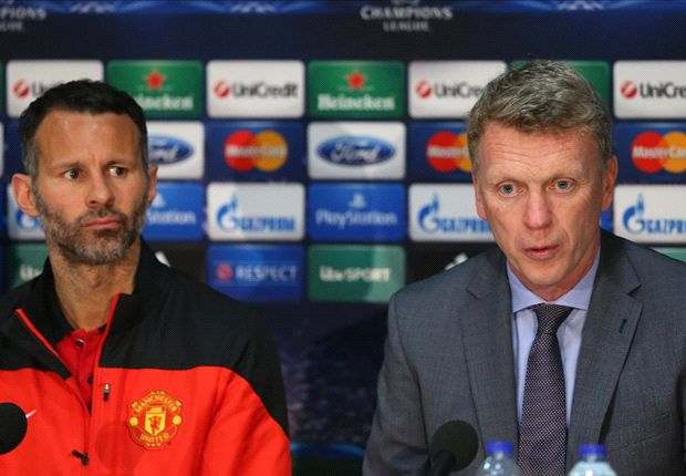 Giggs: I have no problem with Moyes